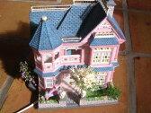 Dept 56 Barbie(バービー) Dream House ドール 人形 フィギュア