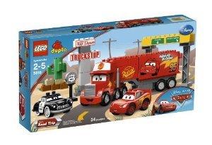 LEGO (レゴ) DUPLO Cars Mack's Road Trip 5816 ブロック おもちゃ