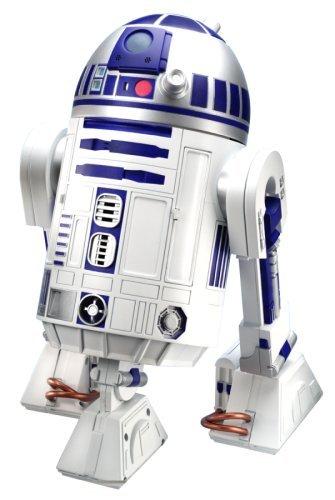 Star Wars スターウォーズ Interactive R2D2 Astromech Droid Robot フィギュア 人形 おもちゃ:ワールドセレクトショップ
