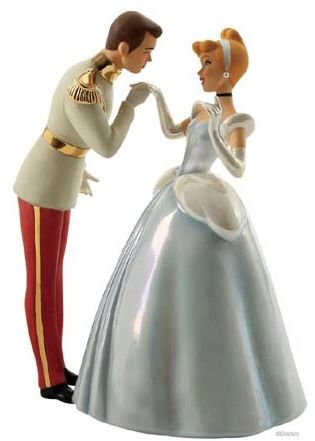 WDCC シンデレラとプリンス チャーミング〜ロイヤル・イントロダクション〜 Cinderella and Prince Royal:ワールドセレクトショップ