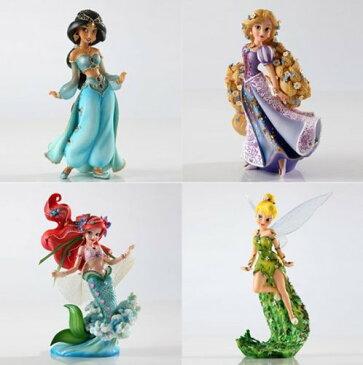 Showcase Couture de Force Jasmine, Rapunzel, Ariel, Tinker Bell ジャスミン/ラプンツェル/アリエル/