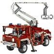 LEGO (レゴ) Technic (テクニック) Fire Truck ブロック おもちゃ