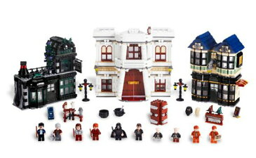 LEGO 10217 ハリーポッター ダイアゴン横町ショップモデル