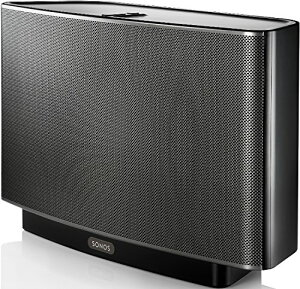 ワイヤレススピーカー SONOS PLAY:5 Wireless Speaker Black Large 黒(大)