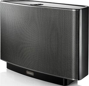 ワイヤレススピーカー SONOS PLAY:5 Wireless Speaker Black Large 黒(大)