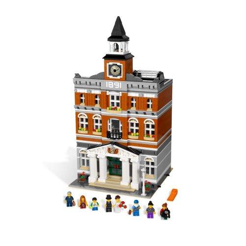 レゴクリエイター10224タウンホール
