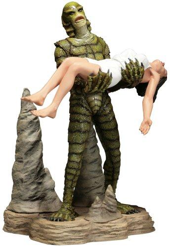 Universal Monsters - Diorama Statue: The Creature From The Black Lagoon:ワールドセレクトショップ