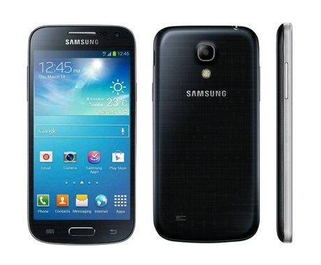 Samsung GALAXY S4 mini LTE - GT-I9195 (SIMフリー, 8GB, Black Mist) [,SIMフリー]