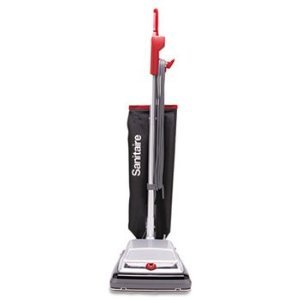 Electrolux Sanitaire SC889A - Heavy-Duty Upright Vacuum 掃除機,18 lbs, Black
