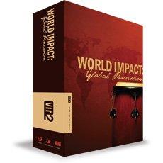 ピアノ・キーボード, その他  Vir2 WORLD IMPACT GLOBAL PERCUSSION Windows7