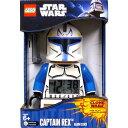 スター・ウォーズ LEGO クローンウォーズ アラームクロック キャプテン・レックス/Star Wars Clone Wars