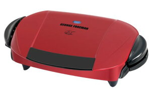 George Foreman ジョージフォアマン The Next Grilleration Grill, Red グリル