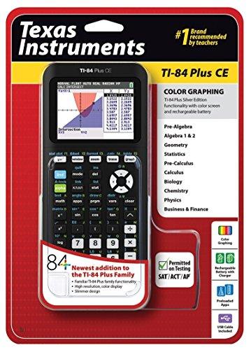 Texas Instruments TI-84 Plus CE グラフ電卓