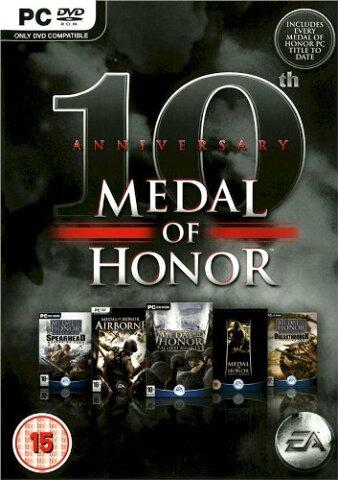 メダルオブオナー 10周年記念 Medal of Honor 10th Anniversary: Allied Assault, Spearhead, Breakthrough, Pacific Assault Director