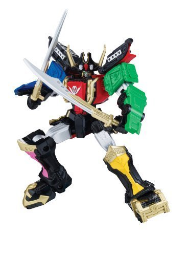 Power Rangers Super Megaforce - Legendary Megazord Action Figure by Power Rangers