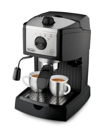 デロンギ コーヒーメーカー De'Longhi EC155 15 BAR Pump エスプレッソ&カプチーノメーカー Espresso