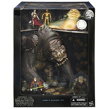 2105 SDCC Star Wars スターウォーズ The Black Series Jabba's Rancor Pit Set San Diego Comic-Con Exc