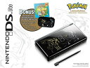 Nintendo DS Lite Onyx Black Limited Edition Pokemon Pack(輸入版:北米)
