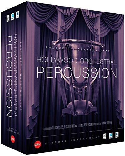 ピアノ・キーボード, その他 EASTWEST Quantum Leap QUANTUM LEAP Hollywood Orchestral Percussion Diamond