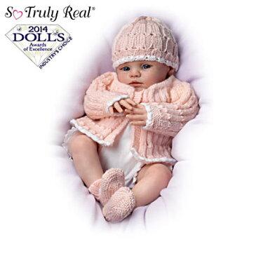 【アシュトンドレイク】Lifelike Marissa May ★Sweet Miracles Of Life★ Po/赤ちゃん人形/ベビードール