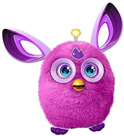 おもちゃ, その他 Hasbro Furby Connect Friend Purple