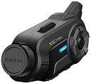 Sena(セナ) 10C プロ 2K バイク用インカム Bluetooth インターコム カメラ内蔵 10C-Pro-01 輸入品