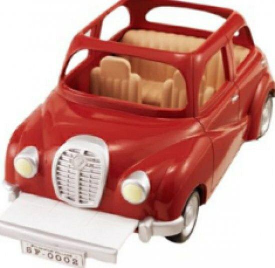 おもちゃ, その他 Epoch 2002 Sylvanian Families - Saloon car