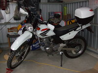 SL230汎用ウインドスクリーンミニカウル風防バイク用クリアスモーク
