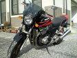 GSX1400 ビキニカウル ds-01 タイプAEROスクリーン 純正色塗装 ABS製 ボルト付