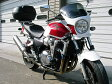 CB1300 ビキニカウル ds-01 タイプRスクリーン 純正色2色塗装 ABS製 ボルト付