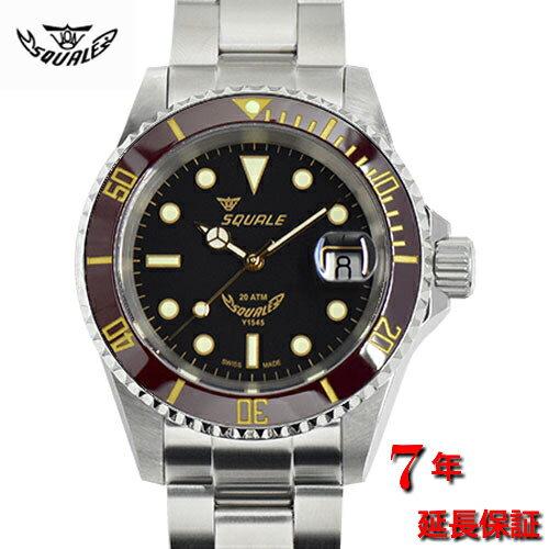 腕時計, メンズ腕時計 Squale1545-HR200M