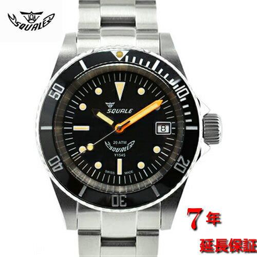 腕時計, メンズ腕時計 Squale1545 Ferrovia Ceramic200M
