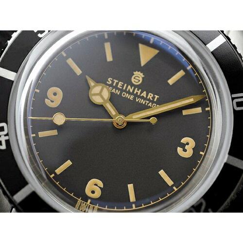 スタインハート/Steinhart/腕時計/オーシャン/Ocean One Vintage/ダイバーズウォッチ/メンズ/スイスメイド