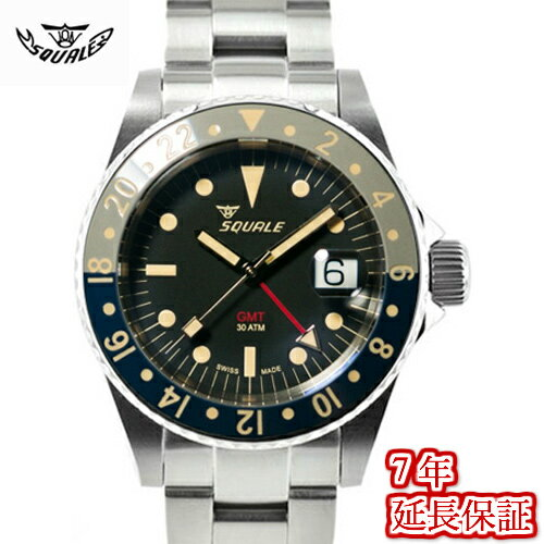 腕時計, メンズ腕時計 Squale1545TGCGMT