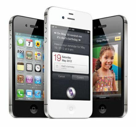 【税込!送料無料!】iPhone4s Apple 正規品 SIMフリー 32GB  ブラック:ワールドワイド
