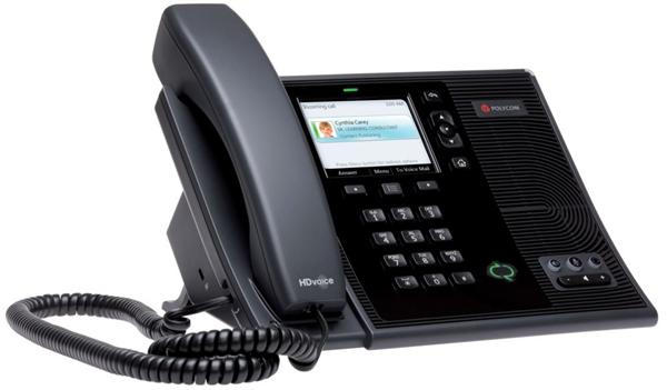 Polycom  CX600 IP 電話機:ワールドワイド