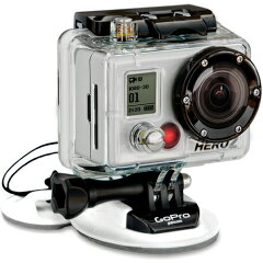 【SBZcou1208】【送料無料!】Gopro HD HERO 2 Outdoor Edition ゴープロ