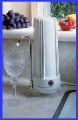 New Wave Enviro Products - Premium 10 Stage Countertop Water Filter System