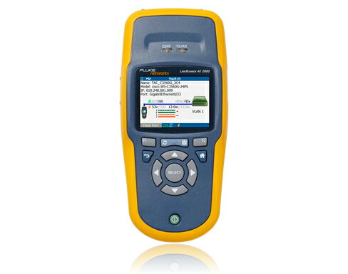 FLUKE AT Network Auto-Tester LRAT-1000:ワールドワイド