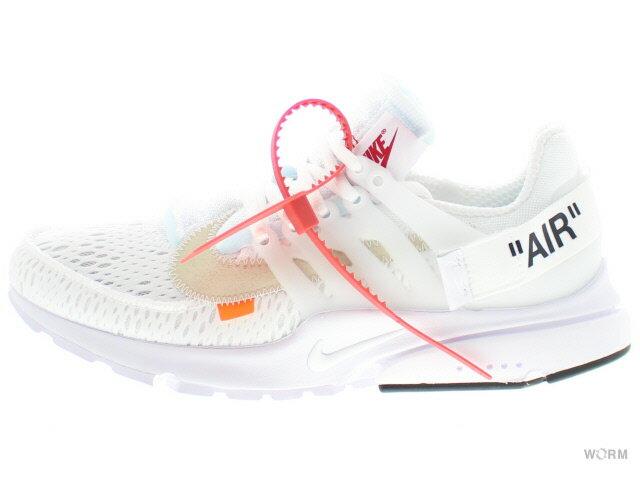 メンズ靴, スニーカー THE 10:NIKE AIR PRESTO OFF-WHITE aa3830-100 whiteblack-cone
