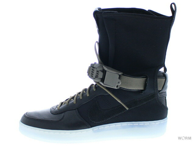 メンズ靴, スニーカー NIKE AF1 DOWNTOWN HI SP ACRONYM 649941-003 blackblack-medium olive