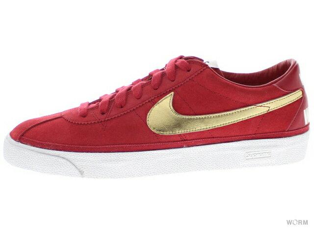メンズ靴, スニーカー NIKE SB ZOOM BRUIN SB SUPREME 363319-671 varsity redmetallic gold
