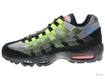 online store 5ee2c 4192a NIKE AIR MAX 95 WOVEN aq0764-001 black photo blue-volt