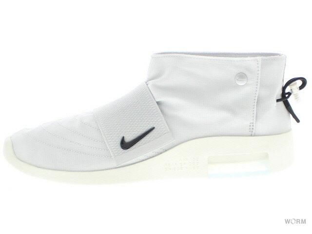 メンズ靴, スニーカー NIKE AIR FEAR OF GOD MOC at8086-001 pure platinumblack-sail