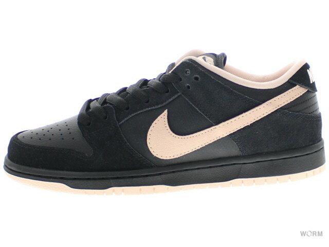 メンズ靴, スニーカー NIKE SB DUNK LOW PRO bq6817-003 blackwashed coral-black