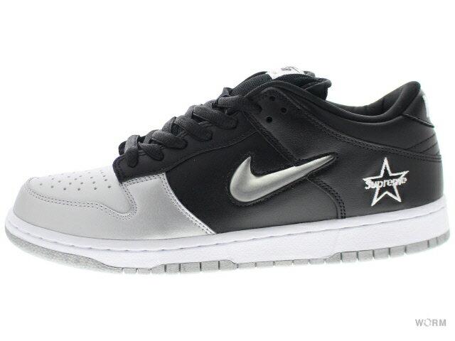 メンズ靴, スニーカー NIKE SB DUNK LOW OG QS Supreme ck3480-001 metallic silver