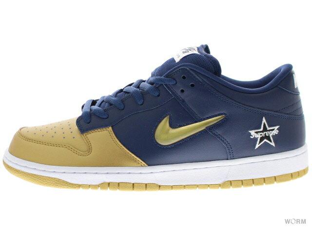 メンズ靴, スニーカー NIKE SB DUNK LOW OG QS Supreme ck3480-700 metallic goldmetallic gold