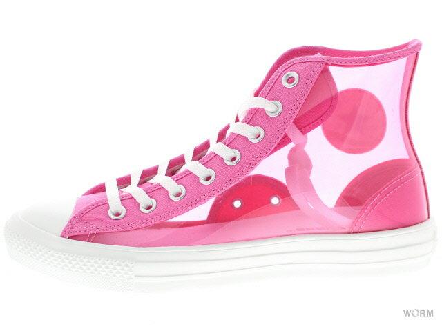 メンズ靴, スニーカー CONVERSE ALL STAR LIGHT CLEARMATERIAL HI 31300440 pink