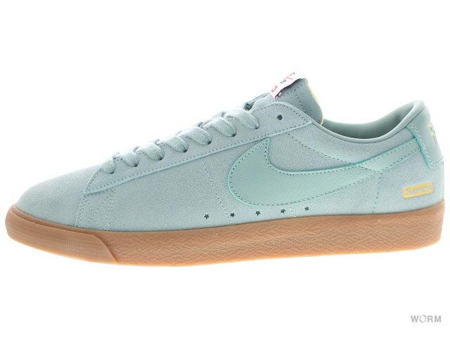 メンズ靴, スニーカー NIKE SB BLAZER LOW GT QS Supreme 716890-009 cannoncannon-gum med brown