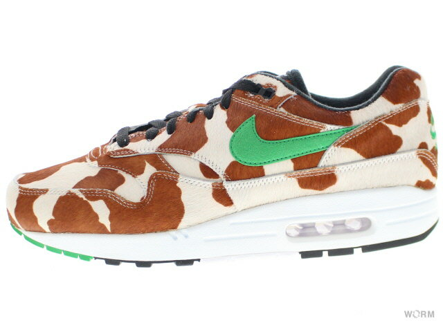 メンズ靴, スニーカー NIKE AIR MAX 1 DLX ANIMAL 3.0 aq0928-902 multi-colorlucky green-white